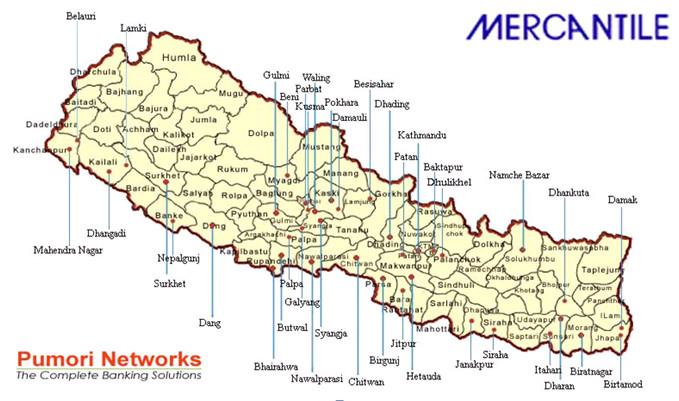 Pumori Network in Nepal